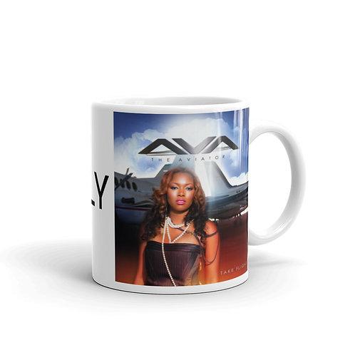 FLY AVIATOR- Mug