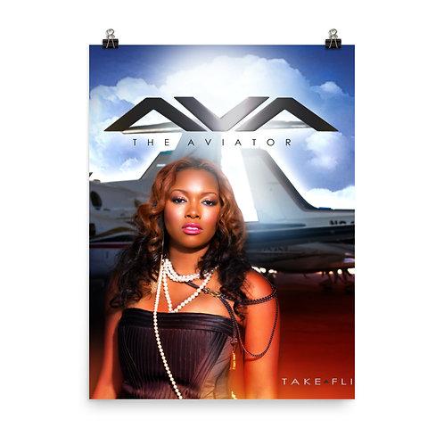 TAKE FLIGHT- Poster
