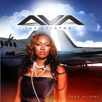 Ava the Aviator album cover