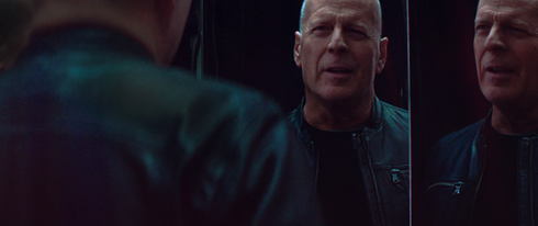 BRUCE WILLIS TVC