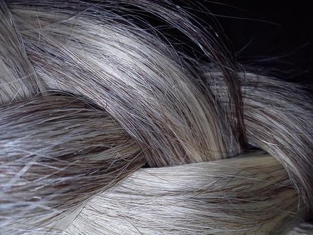 Grey hair care