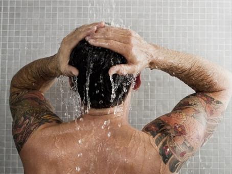 Everyday men's hair care