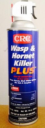 Wasp & Hornet Killer Plus