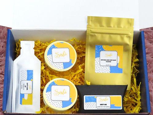 """""""Safi Soft"""" sample box"""