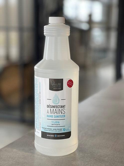 Désinfectant  odeur canneberge 1 litre