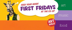 First Friday at the Co-op