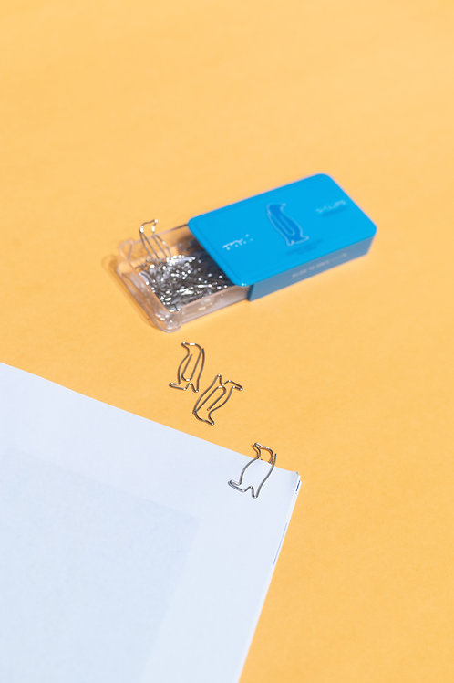 Penguin Paper Clips (30 pcs)