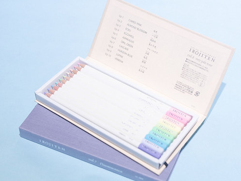 Tombow Irojiten Colour Pencil Set III