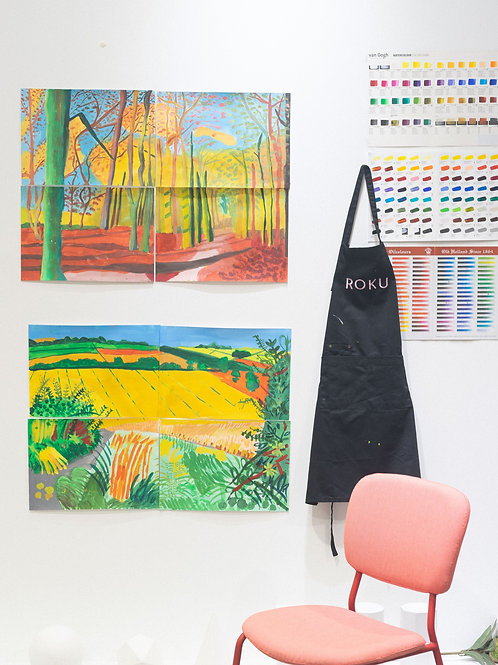 Young Artist Class (Saturday)