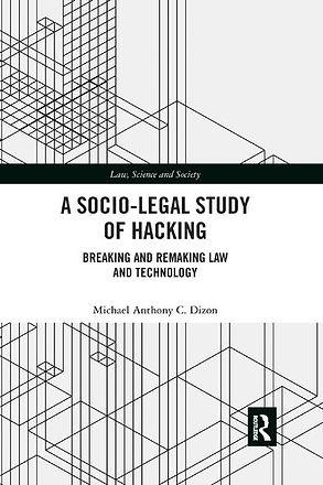 Dizon socio-legal study of hacking break