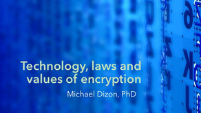 Technology, laws and values of encryption