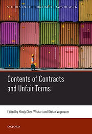 SCLA III contents of contracts and unfai
