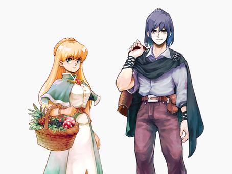 Character Concept Art: Celine & Balor