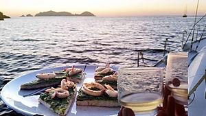Feste e anniversari in barca a vela