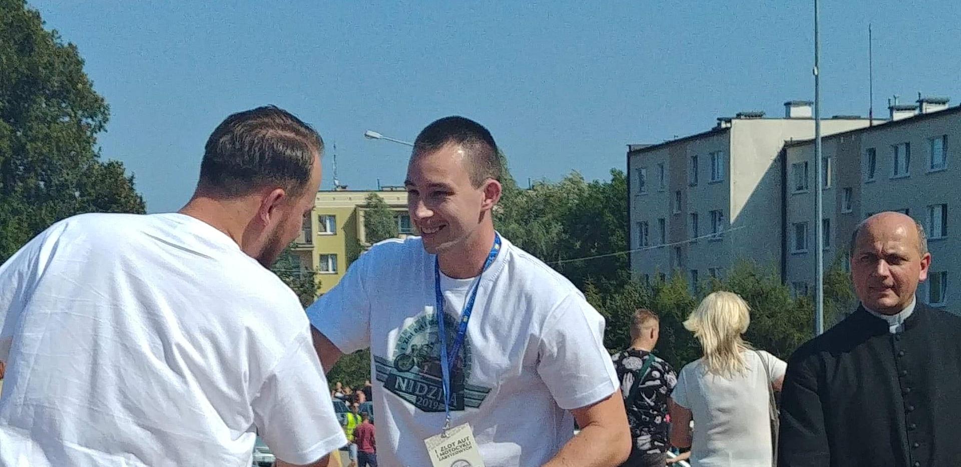 01.09.2019 I Zlot Aut i Motocykli Zabytk