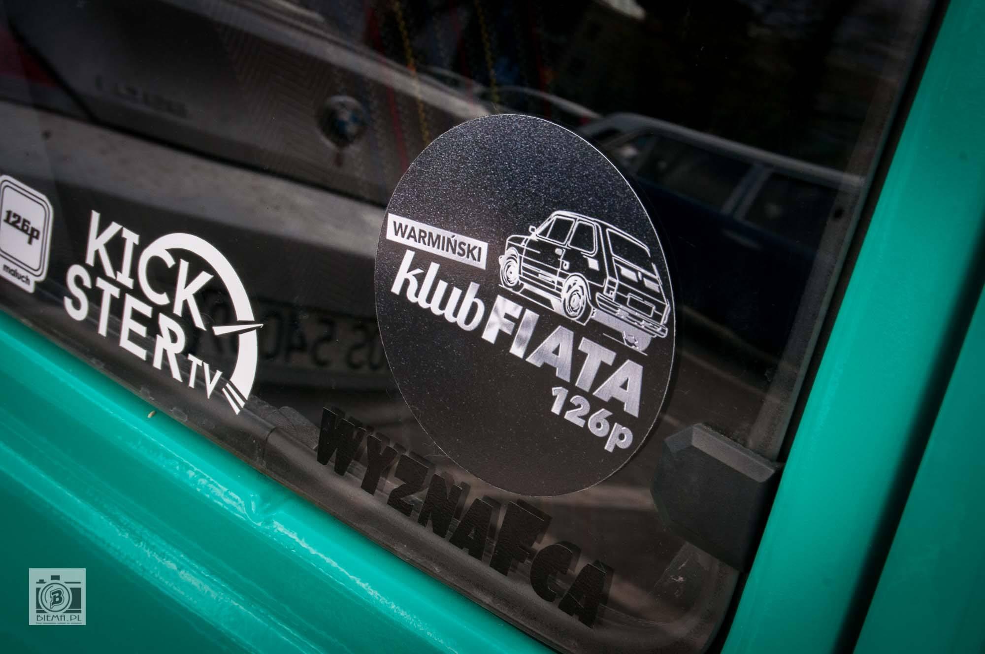 Warmiński Klub Fiata 126p