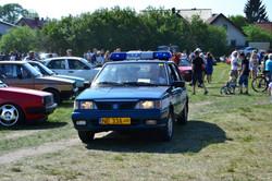 Policja na żółtych