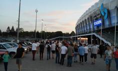 Spot pod Inea Stadion