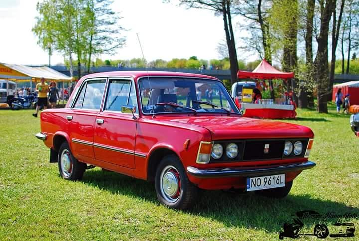Wielki Fiat Klasycznej Jazdy