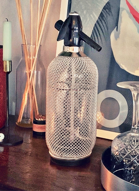 Classic Soda Syphon