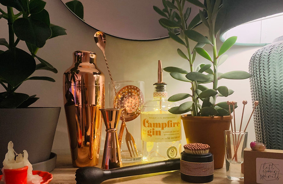 Cocktail Copper Kit