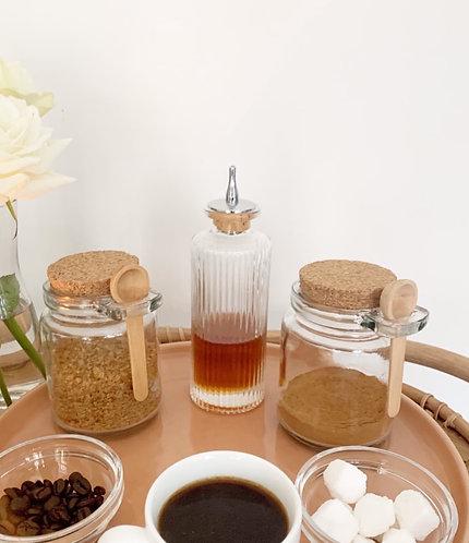 Coffee Lover Jars & Liberty Set