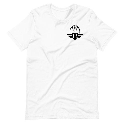 Short-Sleeve Unisex T-Shirt w/ Pocket Logo