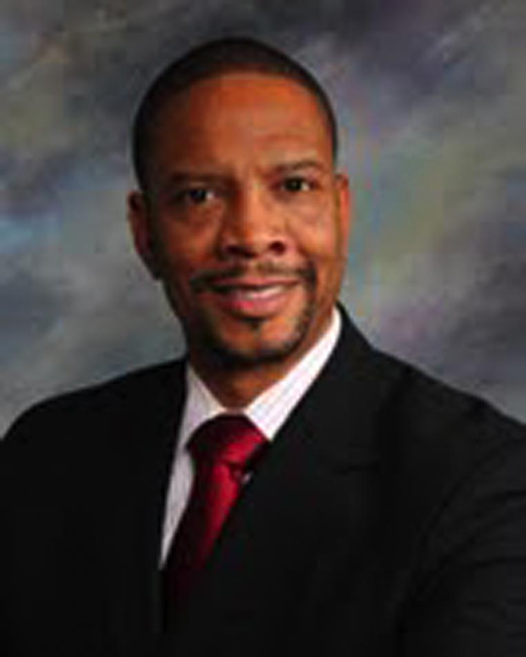Dr. Donald Evans, Superintendent