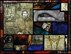 Satan Paints another Portrait of Jesus_2006 2