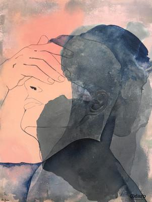 selection au Prix d'Art Île-de-France 2020, Bourg-La-Reine, 92