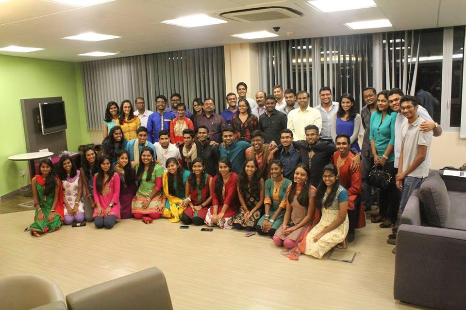NUS TLS Alumni Gathering