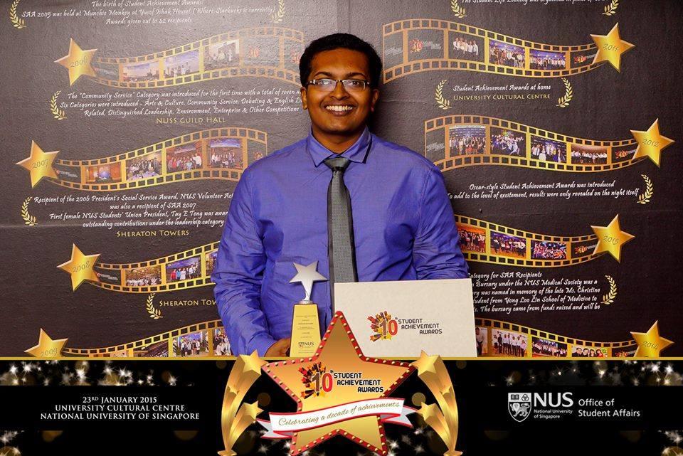 NUS 10th Student Achievement Awards