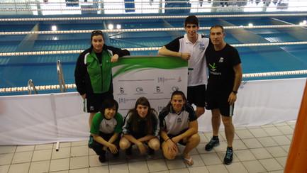 Notables resultados de nuestros nadadores