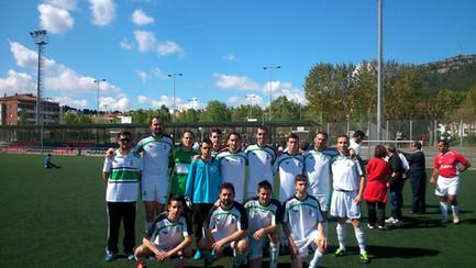 Extremadura líder de la liga nacional de Fútbol 7 de PC