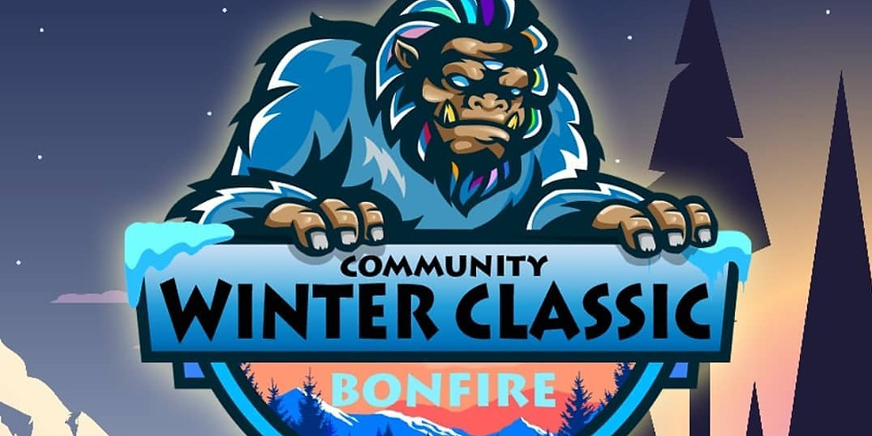 COMMUNITY WINTER CLASSIC BONFIRE