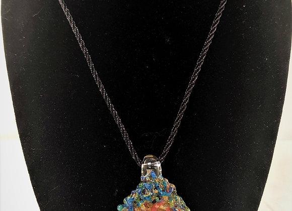 Jewelry - Redwood Tree Borosilicate Glass Pendant