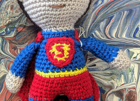 Toys - Super Hero Crocheted Dolls