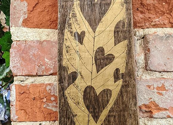 Home Decor - Love Pallet Wood Sign Wall Art