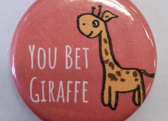 You Bet Giraffe