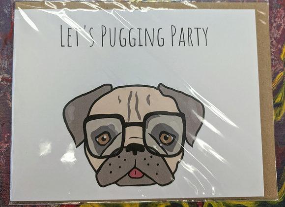 Let's Pugging Party