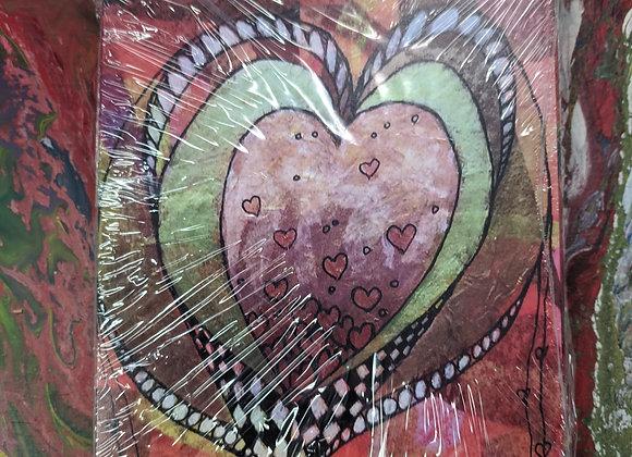 Heart Card Pack