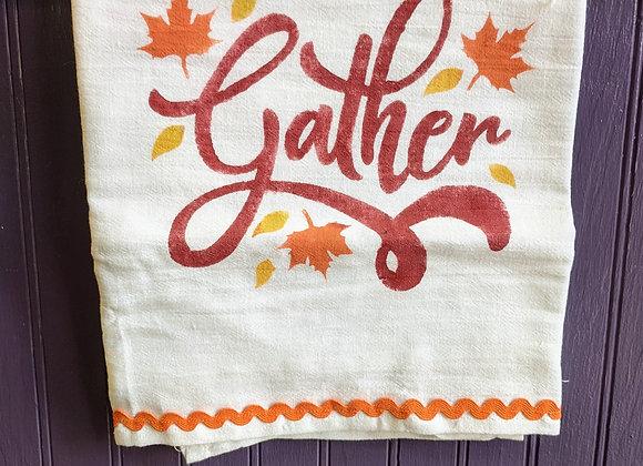 Fall Decor - Fall & Halloween Tea Towels