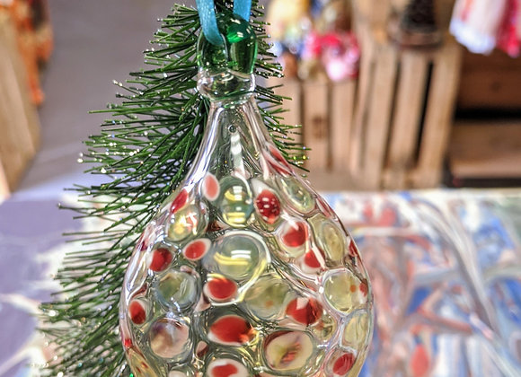 Holiday Decor - Glass Blown Ornaments
