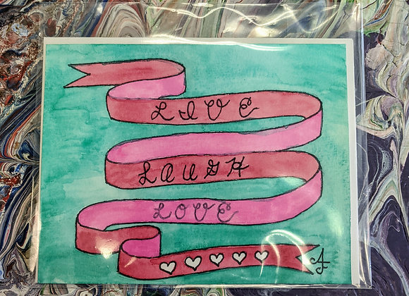 Greeting Cards - Hand Painted Watercolor Cards