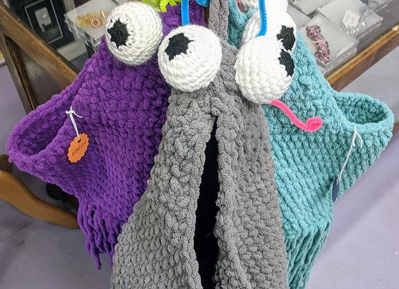 Crochet Yip Yip Storage Bags