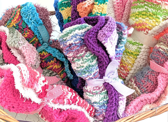 Bath & Body - Knit Wash Cloths