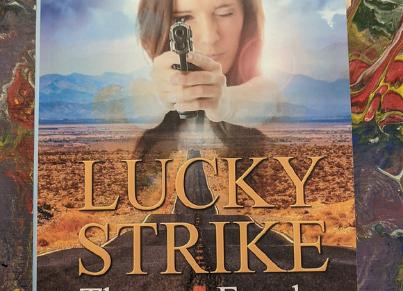 Traces of Treasure, Book 3 - Lucky Strike
