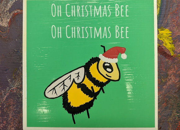 Oh Christmas Bee, Oh Christmas Bee