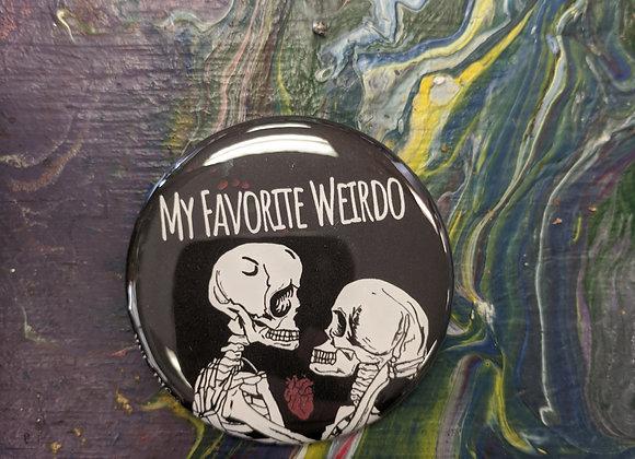 My Favorite Weirdo