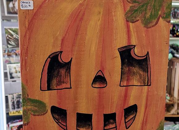 Fall Decor - Hello Pumpkin!
